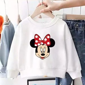 Minnie Mouse printed sweatshirt size 4t